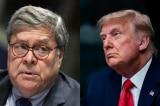 TT Trump từ chối trả lời liệu ông có còn tin tưởng Tổng Chưởng lý Barr